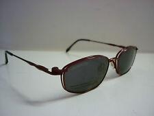 Genuine Diseñador Gafas Marcos por Cool Gafas para sol con Clip CC825 Marrón 850