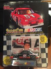 Racing Champions Chad Little #66 Phillips 66 w/Card & Display 1:64th 1991
