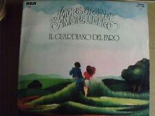 LP 33 Giri Il Guardiano del Faro - Amore grande Amore libero - TPL1-1156