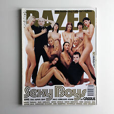 DAZED & CONFUSED Magazine #50 January 1999 Cassius by Rankin Cover
