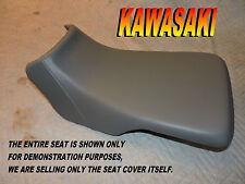 Kawasaki Bayou 300 1986-04 New seat cover KLF300 KLF 2X4 KLF300B A B  Gray 916d