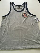 New OBEY Graphic Tank Top T-Shirt Skater Surfer Street Size X Large Retail $34