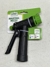 EXPERT GARDENER INDUSTRIAL NOZZLE PRESSURE RATED TO 125 PSI BRAND NEW