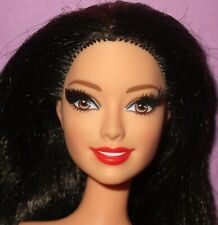 Barbie Style Raquelle Articulated Poseable Lashes 2013 Glam Luxe Doll OOAK Play