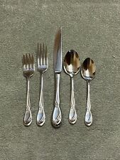 Oneida Calla Lily Deluxe stainless steel Flatware Choice