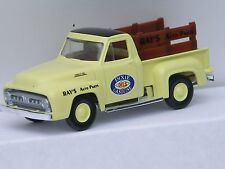 Ray's 53 Ford Dixie Gas Auto Parts Service Truck 1:43 Lionel MTH Model Rail Road