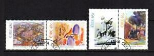 IRELAND USED 2005 SG1721-1724 FEMALE ARTISTS *1