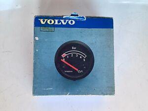 New Original Volvo 240 Oil Pressure Gauge. Part Number : 1394754
