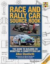 Race & Rally Car Source Book: The Guide to Building or Modifying a Competition Car by Allan Staniforth (Hardback, 2012)