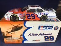X1-44 KEVIN HARVICK #29 ESGR / COAST GUARD 2004 CHEVY MONTE CARLO