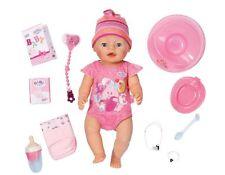 Zapf My Baby born Interactive Puppe 43cm Zubehör Badepuppe Babypuppe 822005