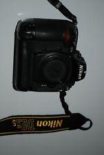Nikon D2x 12.4MP Digital SLR Camera Body Only - Black used, less than 10,000 shu