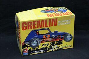 AMT GREMLIN MODIFIED STOCKER Model King 1:25 Scale Model Kit Open Box NICE