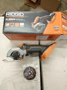 Rigid Multi-Material Saw only 18V New R87547B
