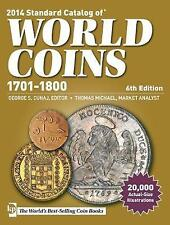 Standard Catalog of World Coins, 1701-1800, 6th edition, 1440238847, Very Good B