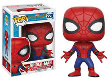 New with box Funko Pop Spider Man Homecoming Upside Down Action figure gift toy