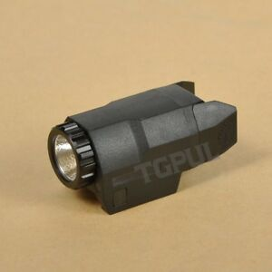APLc Compact Weapon Mounted Light for Airsoft Glock 200 Lumens Clone