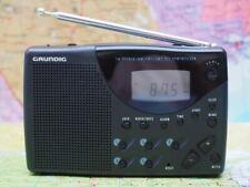 Grundig Tr Ii Digital Fm/Mw/Sw1/Sw2 Pll Synthesized Radio Works Tested