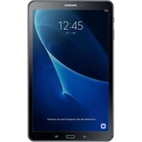 SAMSUNG GALAXY TAB A (2016) T585 10.1 BLACK LTE ANDROID TABLET PC OHNE VERTRAG