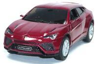 Lamborghini URUS dunkelrot ca. 12,5 cm Sammlermodell Neuware von KINSMART