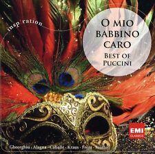G. Puccini - O Mio Babbino Caro: Best of Puccini [New CD]