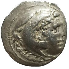 Alexander III The Great 336-323 BC .Silver Teradrachm15.69grams 33mm