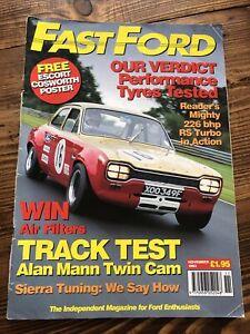 fast ford magazine November 1993