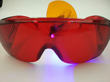 1Pc Dental Curing Light Eye Protective Goggle Glasses Light Weight Durable