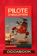 Pilote d'hélicoptère - Jean-Pierre Otelli
