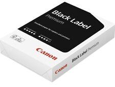 Canon A4 80gsm Premium Label Copiadora/Impresora Papel-Blanco