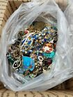 7.65Lbs Broken Jewelry Lot for Crafting or Jewelry Making FC674