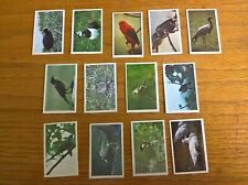 GOSSAGE VG cond. Type Cards BUTTERFLIES AND MOTHS