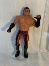 "WWE 1986 Brutus Barber Beefcake Figure LJN 8"" wwf Vintage 80s With Poster"