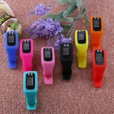 Multi-function Run Step Pedometer Calorie Counter Digital LCD Bracelet Watch CA