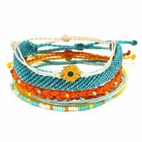 Waterproof String Dreaming Outloud Pack Sunflower Bracelet Fashion