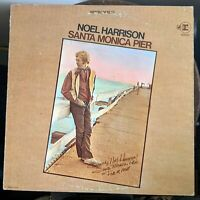 Noel Harrison Santa Monica Pier record Album Stereo 1968 Reprise Records RS 6295