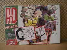AD Anteprima n.39 Alessandro Distribuzione- in regalo 4 favolose cards.  (CAN)
