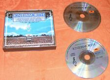 Live At Knebworth 1990 2 CD Album - Pink Floyd Elton John Paul McCartney Genesis