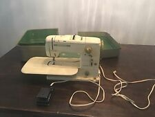 Bernina Model 730 Sewing Machine w/Pedal Control and Case - WORKS