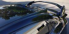 For 17-18 Honda civic 5dr Hatch Type-r Rear Roof Vortex Generator Gen 2 PP Black