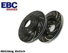 EBC Turbo Groove Bremsscheiben Vorderachse GD7241