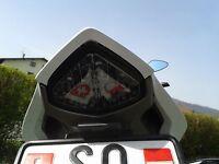Rauchglas LED Heckleuchte Rücklicht Honda CB 1000 R SC60 smoked tail light