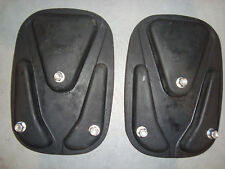 JCB PARTS PAIR OF 3CX STREET PADS PROJECT 12 ONWARDS