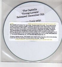 (CI95) The Castells, Young Lovers - 2011 DJ CD