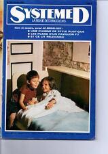 Ancien Magazine Système D - N° 325 - Février 1973 - 40 Bricolages