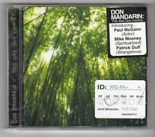 (GY896) Don Mandarin, This Was Quo Country - 2000 CD