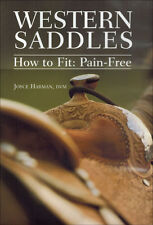 Western Saddles by Dr Joyce Harman DVM - DVD BRAND NEW!