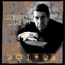 LEONARD COHEN More Best Of CD BRAND NEW