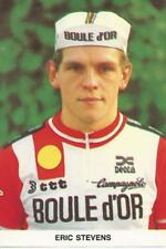 Cyclisme, ciclismo, radsport, wielrennen, cycling, ERIC STEVENS