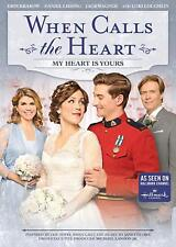 When Calls The Heart My Heart Is Yours (lori Loughlin) DVD Region 1